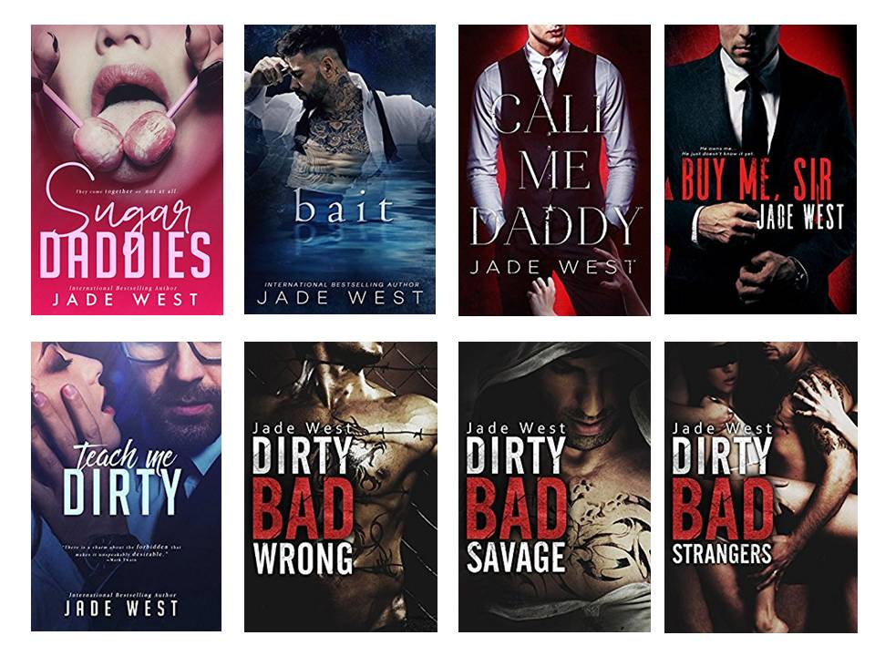 Jade West Novels